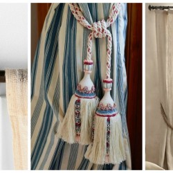Window Treatments: The 'jewels' of the room