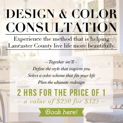 Design And Color Consultation